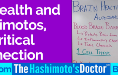Brain Health and Hashimoto's, A Critical Connection