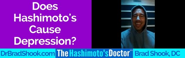 Does Hashimoto's Cause Depression?